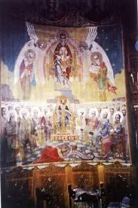 Altar Biserica