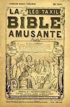 Leo Taxil - Biblia Amuzanta