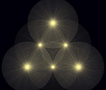 Reţea de lumină